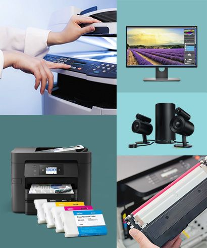 online shop for the sale of IT, telephony and electronic products