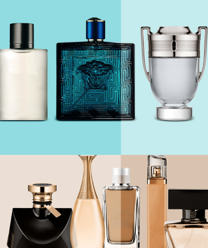 online shopping of perfumes and cosmetics